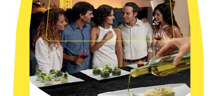Olive Oils From Spain- Food Truck Tapas Sampling