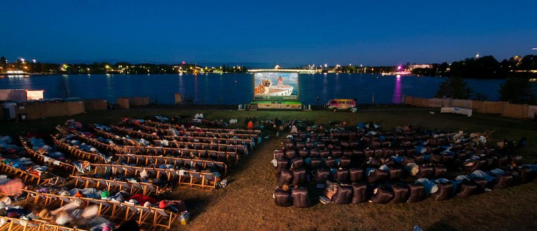 Ben and Jerry's Openair Cinemas Canberra 2014