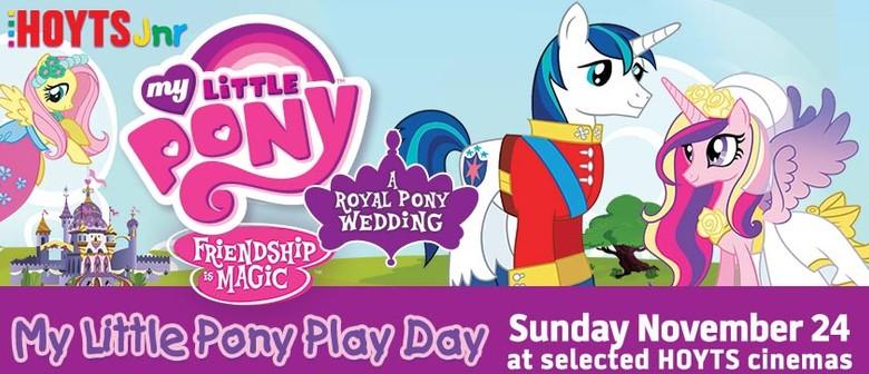 My Little Pony: A Royal Pony Wedding