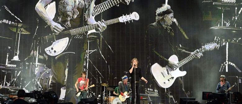 The Rolling Stones with Jimmy Barnes: SOLD OUT