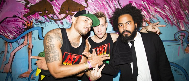 Major Lazer Gigs And Tours