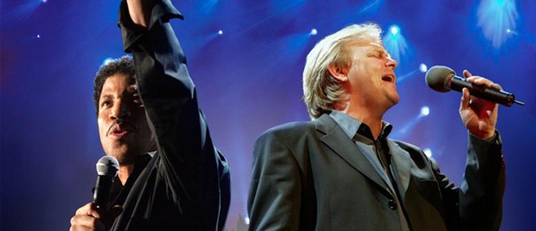 Lionel Richie and John Farnham