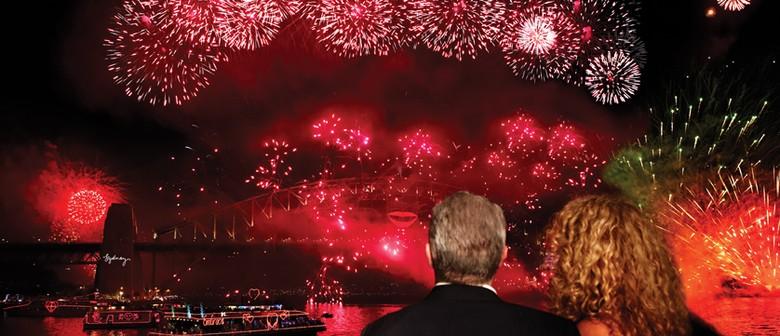 New Year's Eve at Sydney Opera House