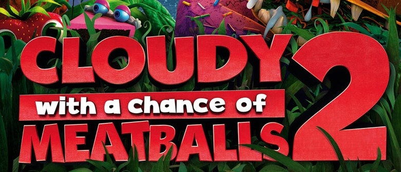 'Cloudy with a Chance of Meatballs 2' Scavenger Hunt