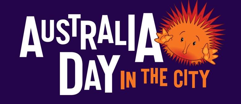 Australia Day in the City