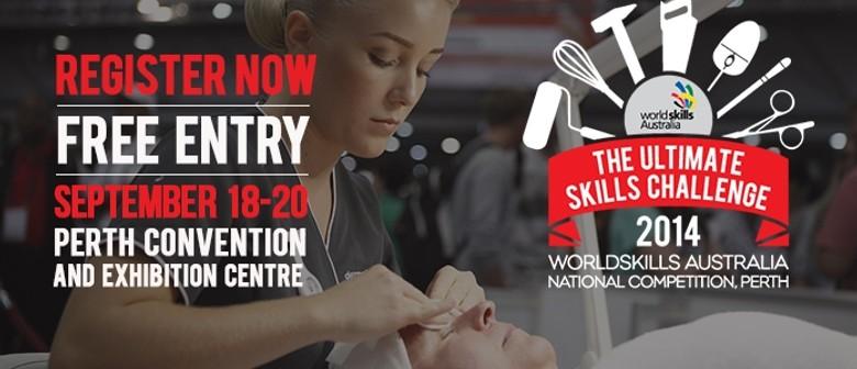 2014 WorldSkills Australia National Competition
