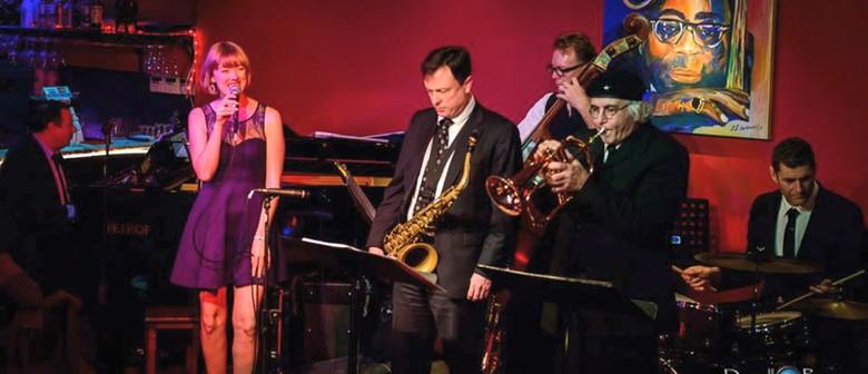 John Montesante Quintet feat Elly Hoyt