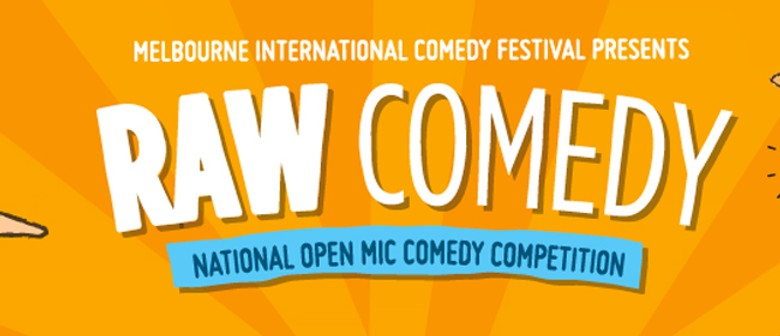 RAW Comedy Festival Heats: NSW State Finals