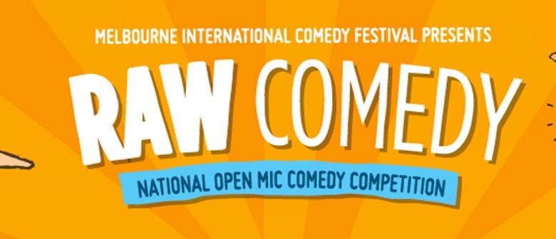 RAW Comedy Festival Heats: Perth