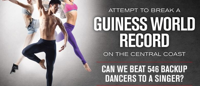 Dance @ Nikki Webster Guinness World Record