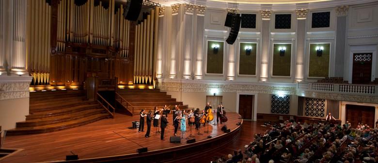 Clem Jones City Hall Concert: Asian Scenery