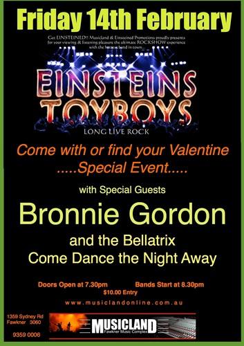 Valentines singles events