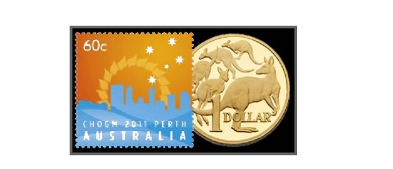 Perth Stamp & Coin Show 2014