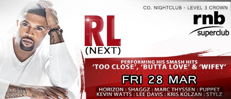 RNB Superclub presents RL