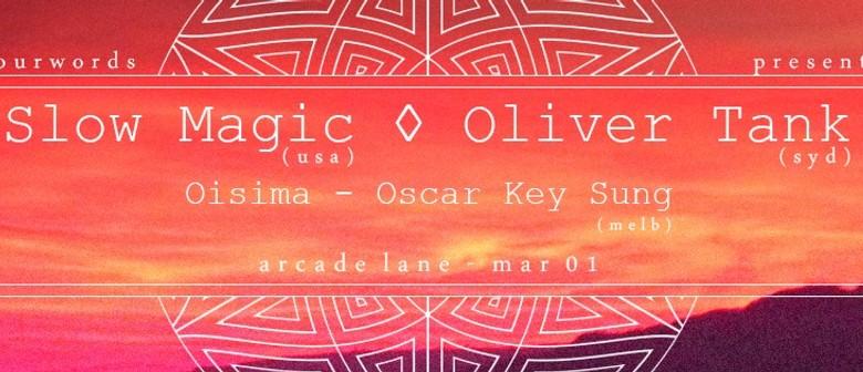 Slow Magic (USA) + guests