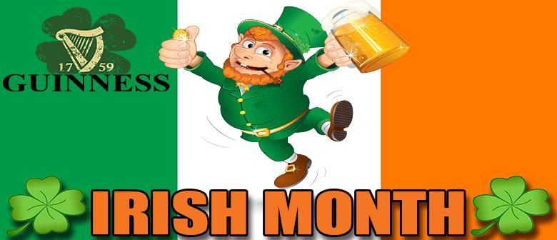 Irish Month