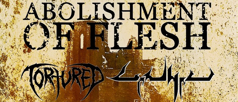Abolishment Of Flesh (USA)