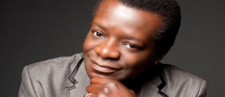 Stephen K. Amos: What Does the K Stand For?