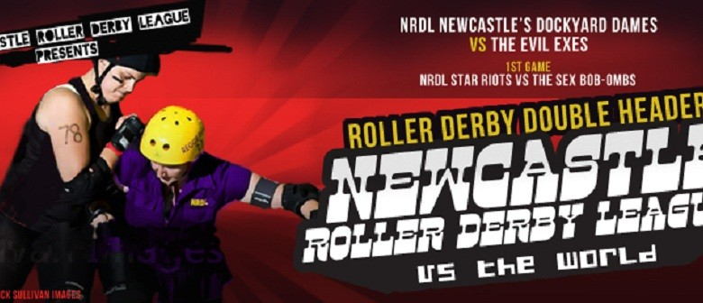 Newcastle Roller Derby League vs The World