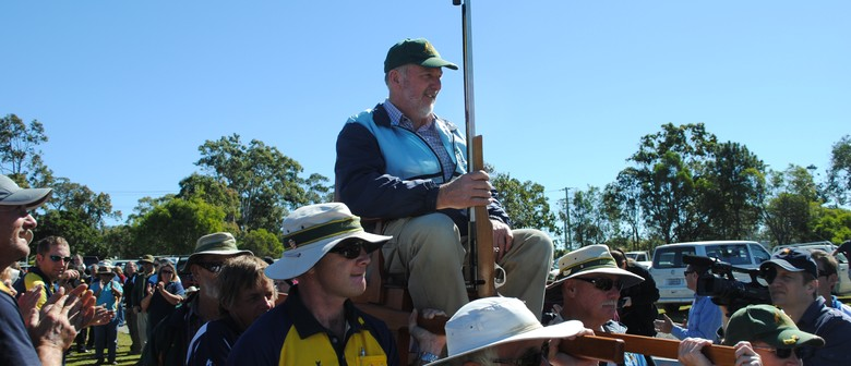 The Queensland Rifle Association Queen's Prize