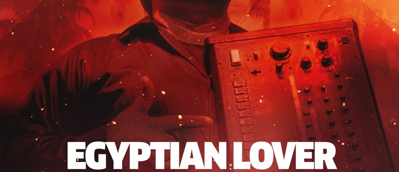 Red Bull Music Academy Presents Egyptian Lover