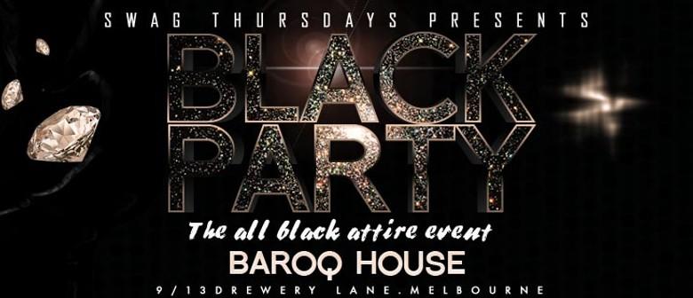 Swag Thursdays at Baroq House MELBOURNE