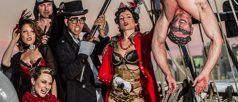 Ship Tease Burlesque Show