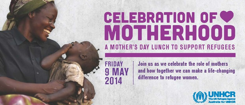 Australia for UNHCR Mother's Day Lunch