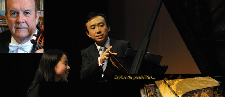 Refraction With guest concert pianist William Chen