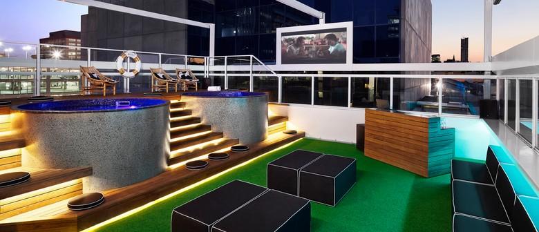 Limes Hotel Rooftop Cinema – The Royal Tenenbaums