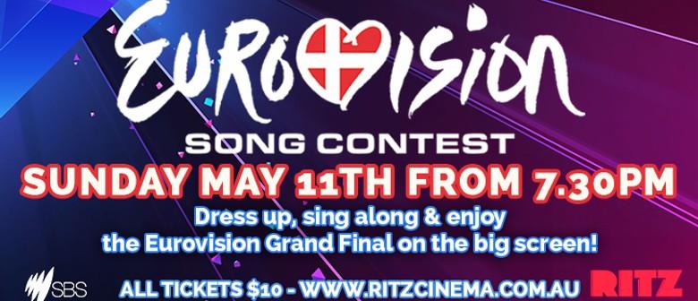 Eurovision Grand Final at the Ritz Cinema Randwick