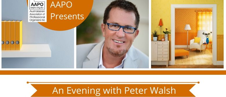 AAPO Presents An Evening With Peter Walsh