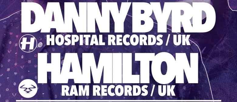 Danny Byrd & Hamilton
