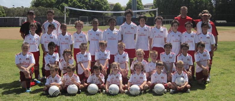 AC Milan Junior Camp - Mackay