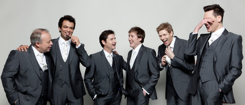 The King's Singers - Great American Songbook Tour