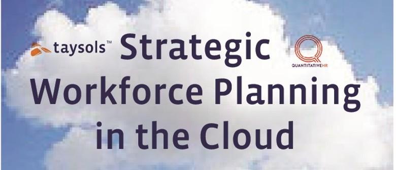 Strategic Workforce Planning Luncheon