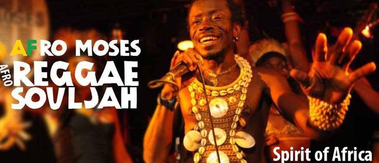 Afro Moses w/ guests Mañana