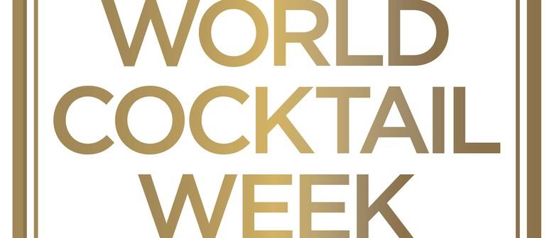 World Class World Cocktail Week - Silver Screen Sips