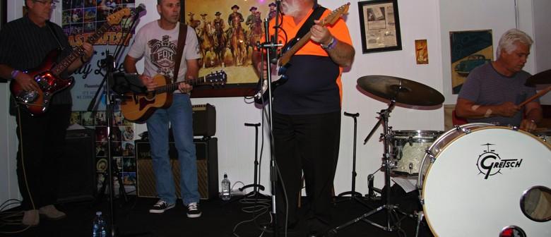 F J Blues at Amigos Bar and Grill