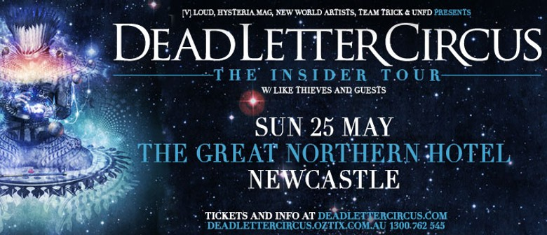 Dead Letter Circus w/ Like Thieves