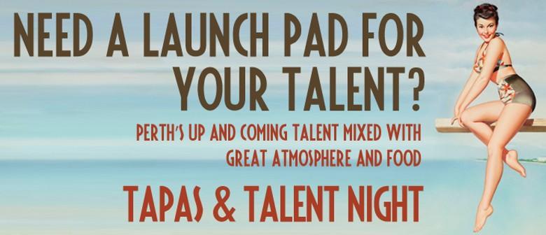Tapas & Talent