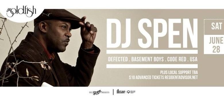 DJ Spen (Defected/Code Red)