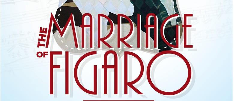The marriage of Figaro - WA Mozart