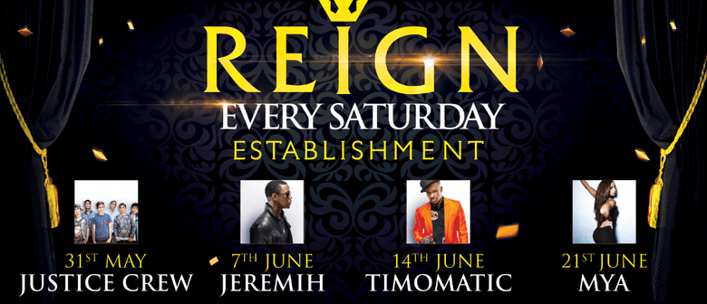 Reign Launch Party - A New Reign Is Coming