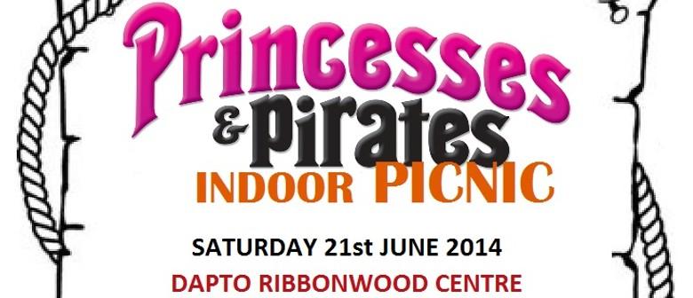 Princesses & Pirates Indoor Picnic