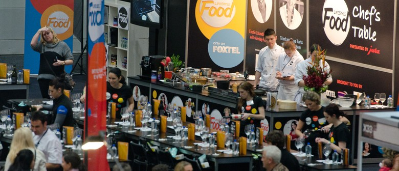 Perth Good Food & Wine Show 2014