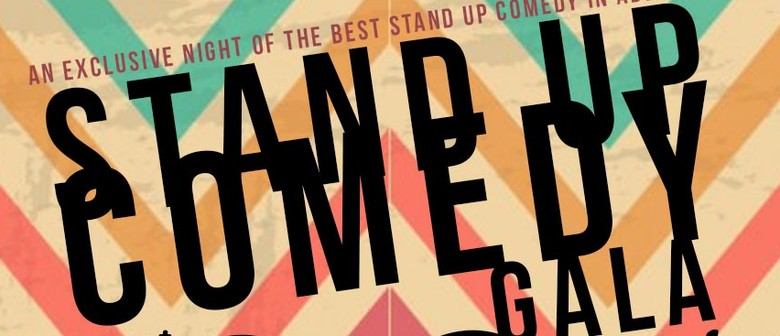 Stand Up Comedy GALA at E for Ethel