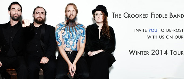 The Crooked Fiddle Band in Canberra