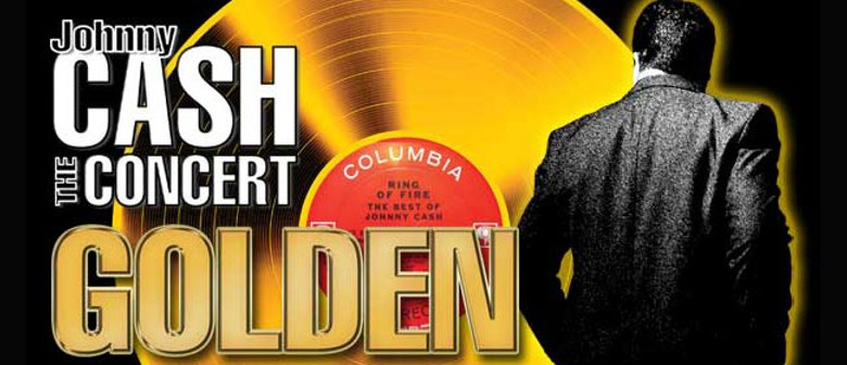 Johnny Cash The Concert - Golden Greats Of The Man In Black
