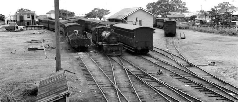 Model Train Display